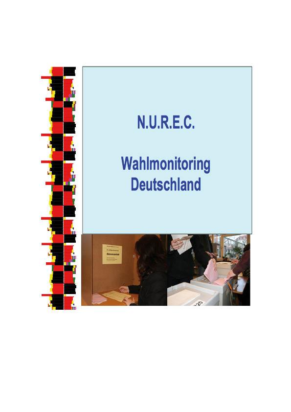 Bild Publikation NUREC I